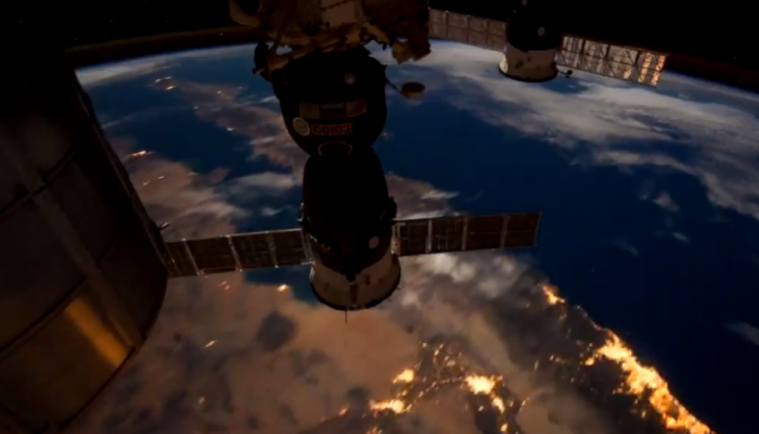 Earth: Time Lapse from the ISS
