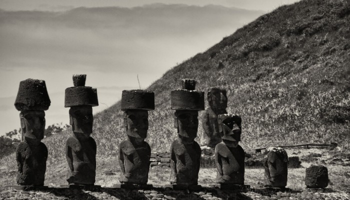 Easter Island Pic