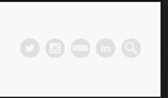 Pinboard WordPress Theme Icons for Instagram & IMDb