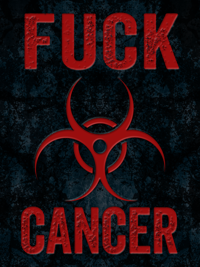 Fuck Cancer New Art
