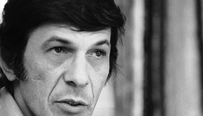 A Few Leonard Nimoy Moments