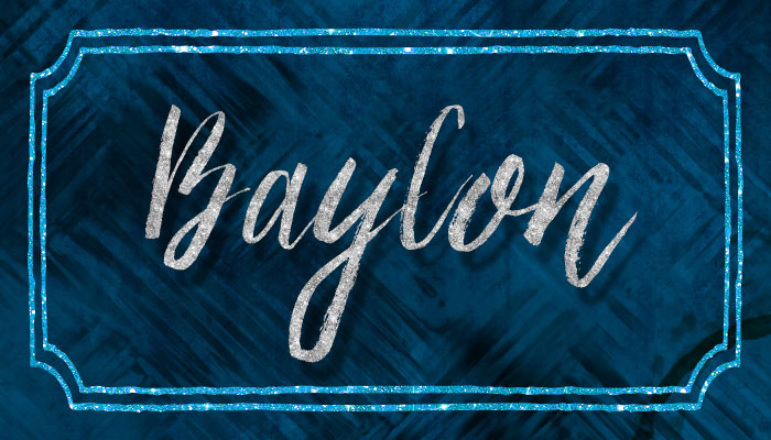My BayCon Schedule 2016