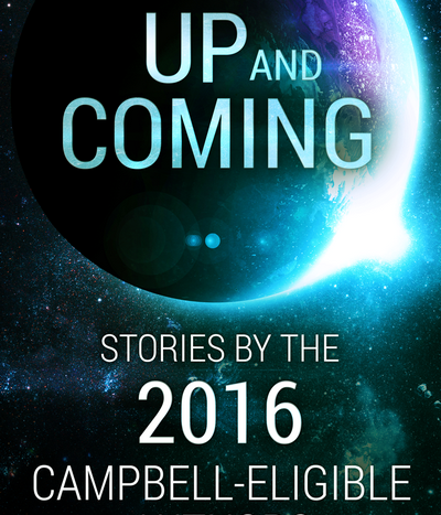 Campbell Award Eligible Writers Anthology
